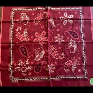 New Vera Bradley silk scarf